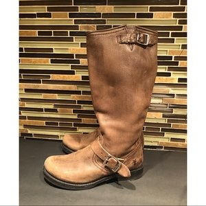 Frye Veronica Slouch Boot Size 7.5
